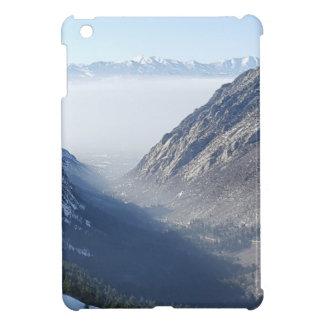 Salt Lake from the Canyon iPad Mini Case