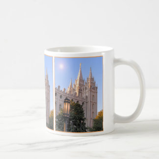 Salt Lake Mormon Temple Coffee Mug