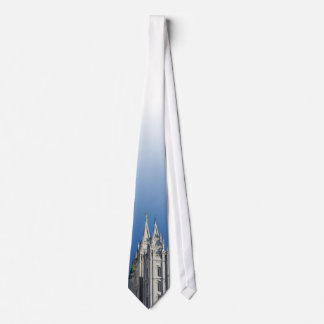 Salt Lake Temple Daytime Neck Tie
