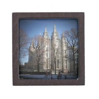 Salt Lake Temple Premium Keepsake Boxes