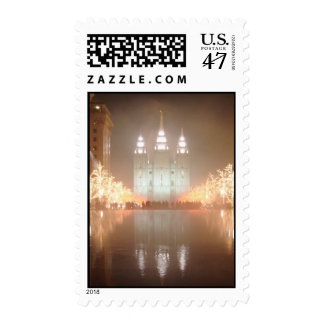 Salt Lake Temple Stamp