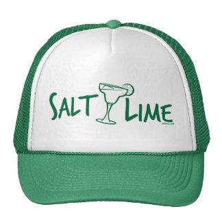 Salt / Lime Trucker Hat