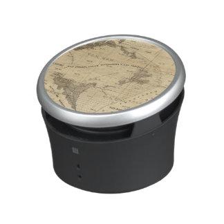 Salt marsh and tide lands bluetooth speaker