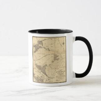 Salt marsh and tide lands mug