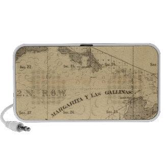 Salt marsh and tide lands notebook speakers