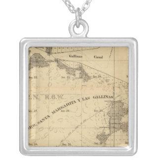 Salt marsh and tide lands pendants