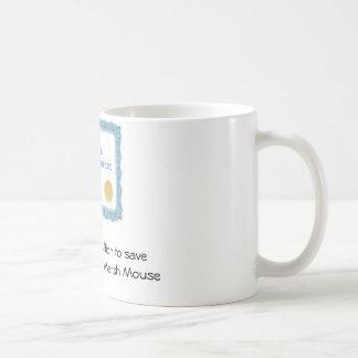 Salt Marsh PHILANTHROPIST Classic White Coffee Mug