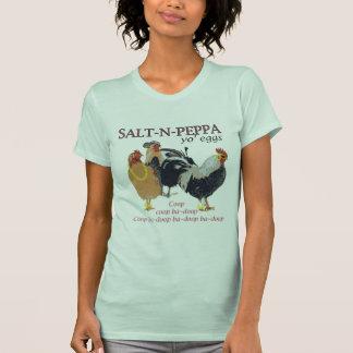 Salt-N-Pepper Chicken Coop T-Shirt