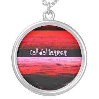 Salt of the Earth Round Pendant Necklace