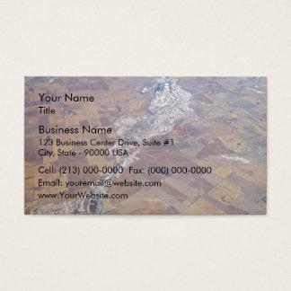 Salt Pans Business Card