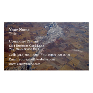 Salt Pans Double-Sided Standard Business Cards (Pack Of 100)