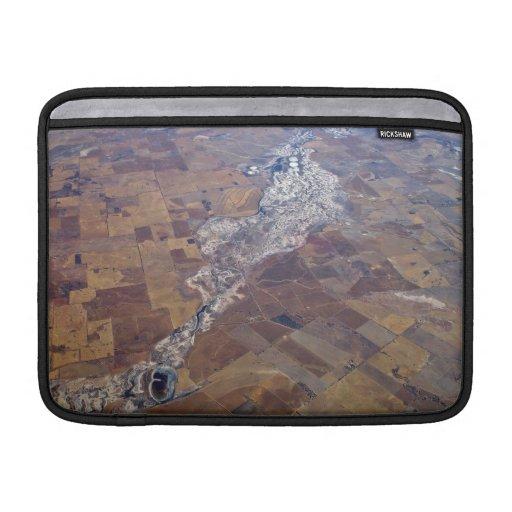 Salt Pans MacBook Air Sleeve