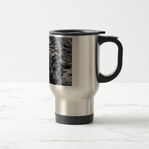 salt & pepper cup coffee mugs