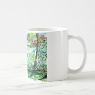 Salt Pond - Falmouth, MA. enhanced Coffee Mug