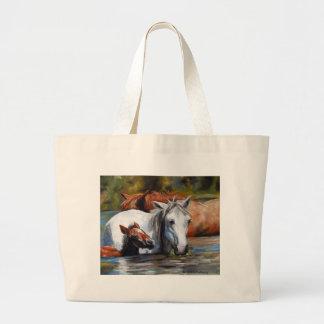 Salt River Foal Tote Bag