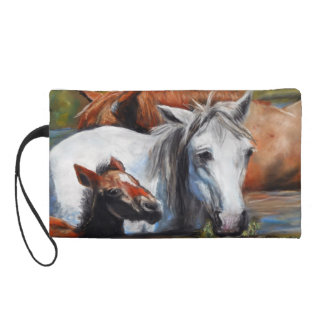 Salt River Foal Wristlet Purse