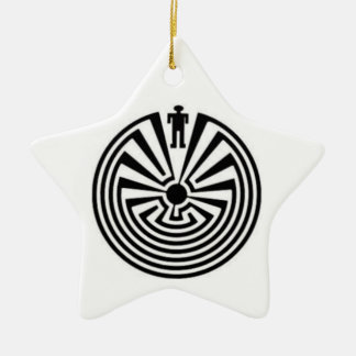 SALT RIVER  Man in the Maze Collector ORNAMENT
