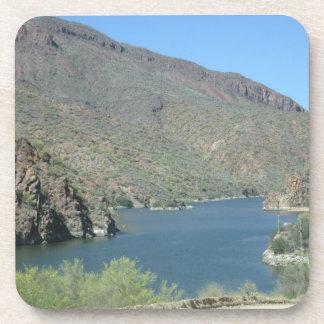 Salt River View Apache Trail Beverage Coaster