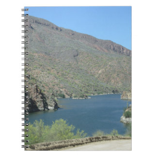 Salt River View Apache Trail Spiral Note Books