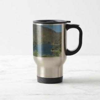 Salt River View Apache Trail Travel Mug