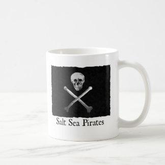 Salt Sea Pirates Rum Mug