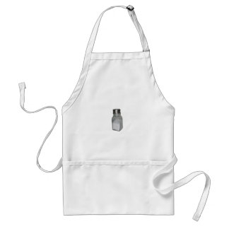 Salt Shaker Adult Apron