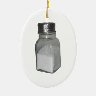 Salt Shaker Ceramic Ornament
