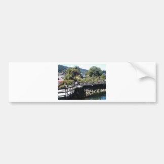 Salt Spring Island Bumper Sticker