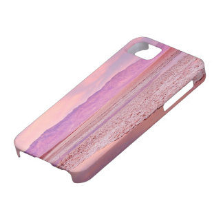 Salt Water Lake Death Valley iPhone 5 Covers