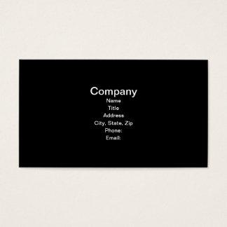 Salt Water Taffy Neon Sign Business Card