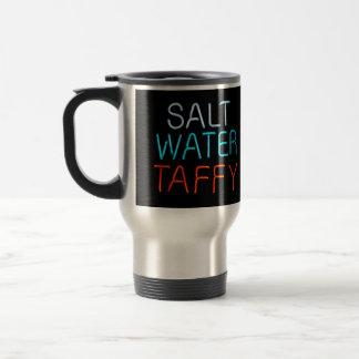 Salt Water Taffy Neon Sign Coffee Mug