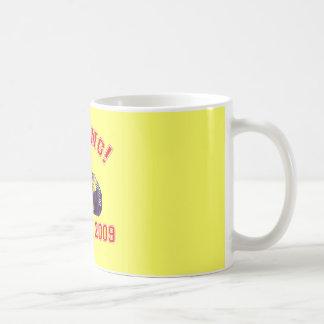 ¡Saltado! Clase de 2009 productos Taza De Café