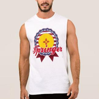 Saltador, nanómetro camiseta sin mangas