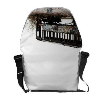 Saltair Railcar Messenger Bag