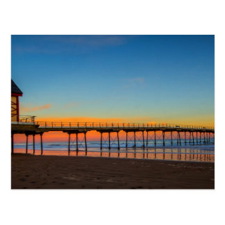 Saltburn by the Sea Postcard