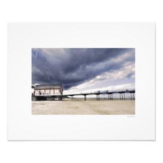 "Saltburn Pier 20""x16"" Photo Print"