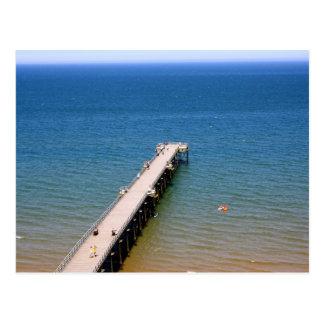 Saltburn Seaside Resort, England Post Card