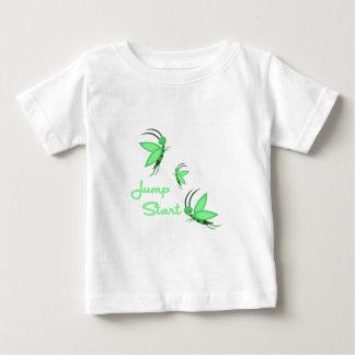 Salte el comienzo t-shirts