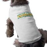 Salte el salto Flyball Ropa Para Mascota