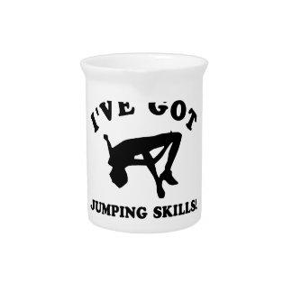 salte los artículos del regalo de la habilidad jarron