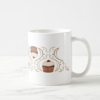 Salted Caramel Cupcake Coffee Mug