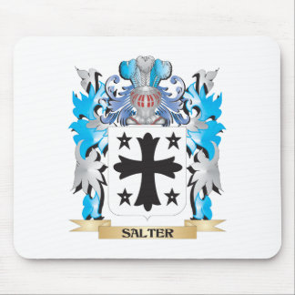 Salter Coat of Arms - Family Crest Mouse Pad