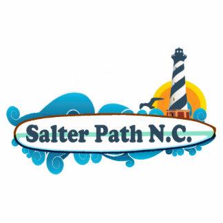 Salter Path. Acrylic Cut Out