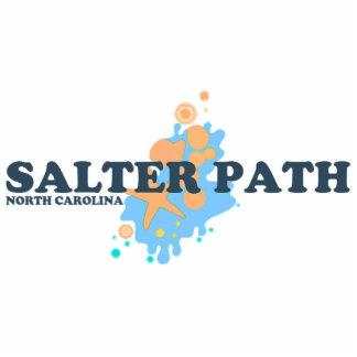Salter Path. Photo Sculptures