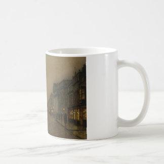 Salthouse Dock, Liverpool by John Atkinson Grimsha Coffee Mug