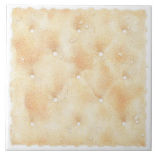 "Saltine  6"" x 6"" Ceramic Tile"