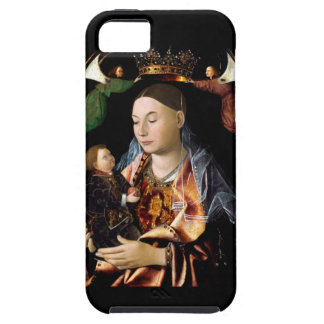 Salting Madonna and Christ Child iPhone SE/5/5s Case