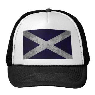 Saltire Grunge Trucker Hat