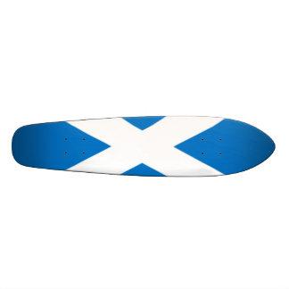 saltire skateboard blank by highsaltire