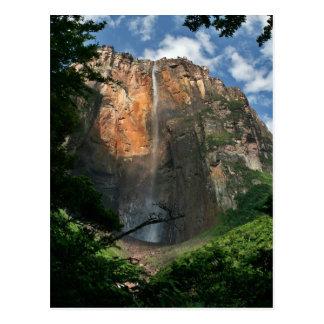 Salto Angel Dry Season Post Card